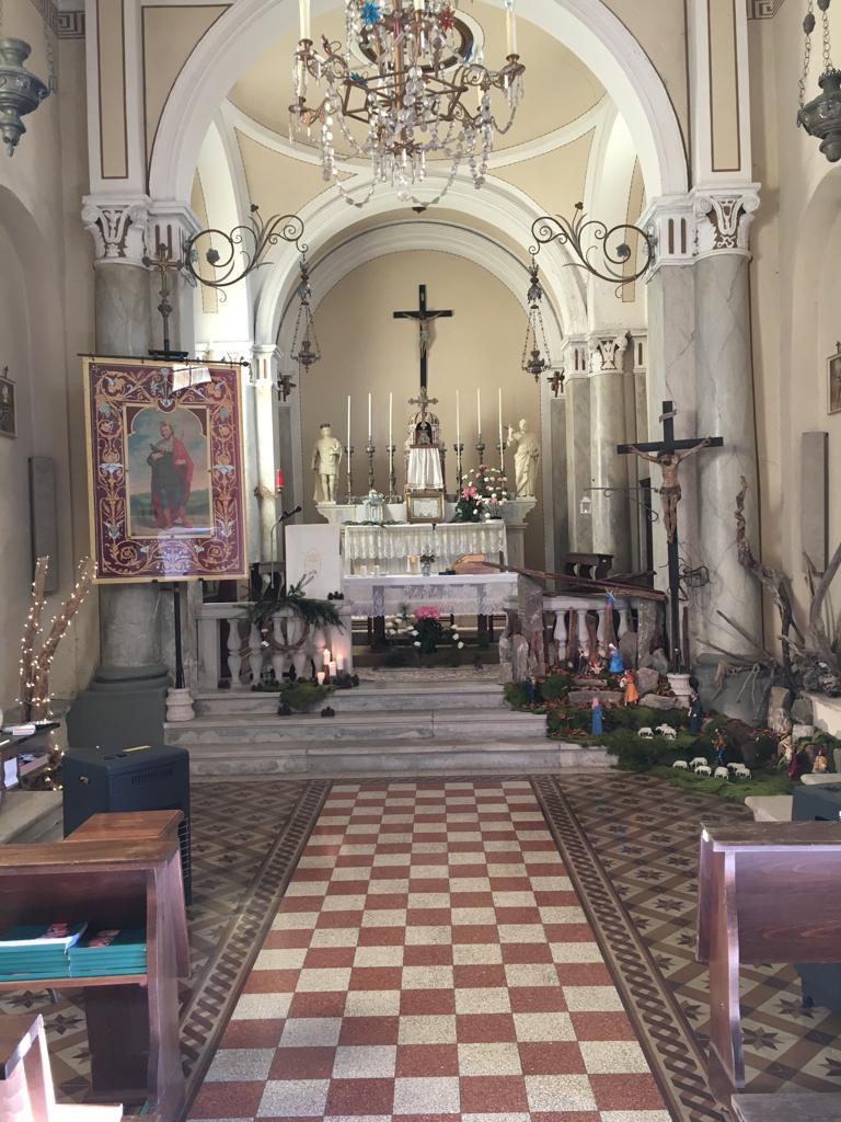 Casasola, Chiesa di Sant'Osvaldo - foto di Diana Beltrame