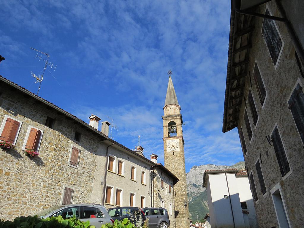 Chiesa  SS. Fosca e Maura - Frisanco - Foto di Angelo Bernardon
