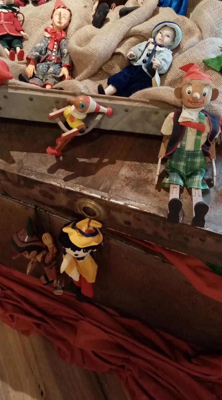 Mostra Pinocchio a Poffabro @ Circolo Operaio - Foto di Emanuele Bertossi