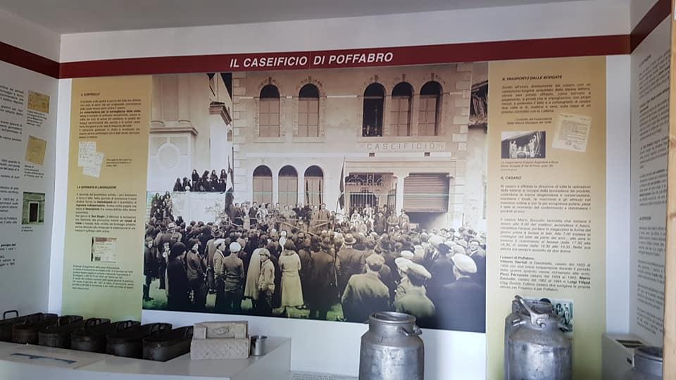 Foto di Paguri on the road @ Poffabro - Museo Arte Casearia