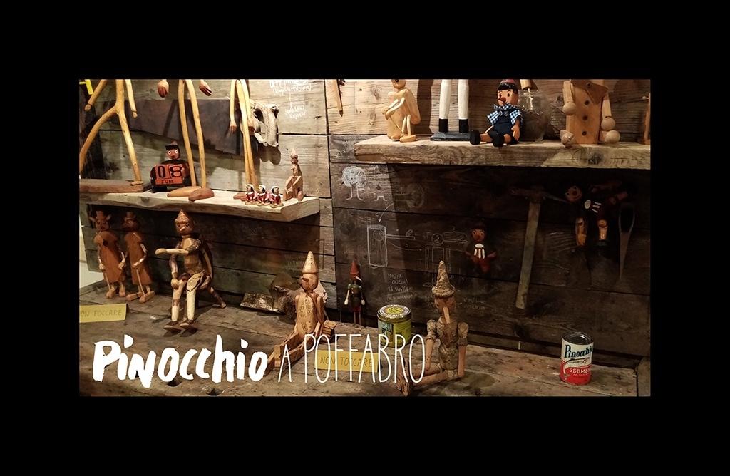 Pinocchio a Poffabro