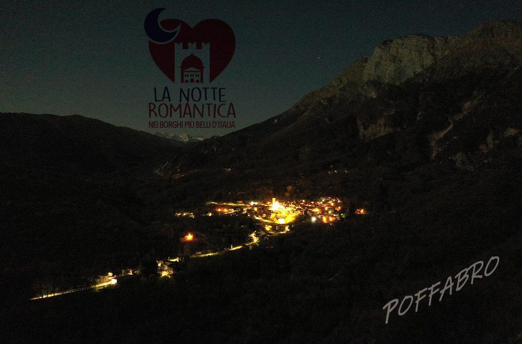 22 Giugno – La Notte Romantica nel Borgo di Poffabro