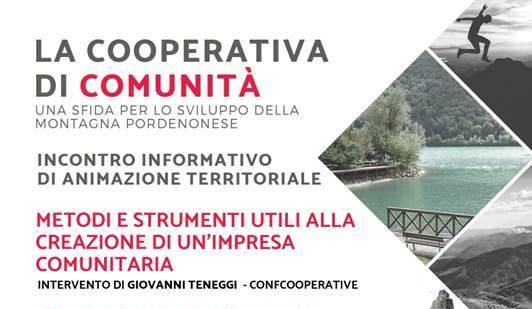Cooperative di comunità Incontro a Poffabro