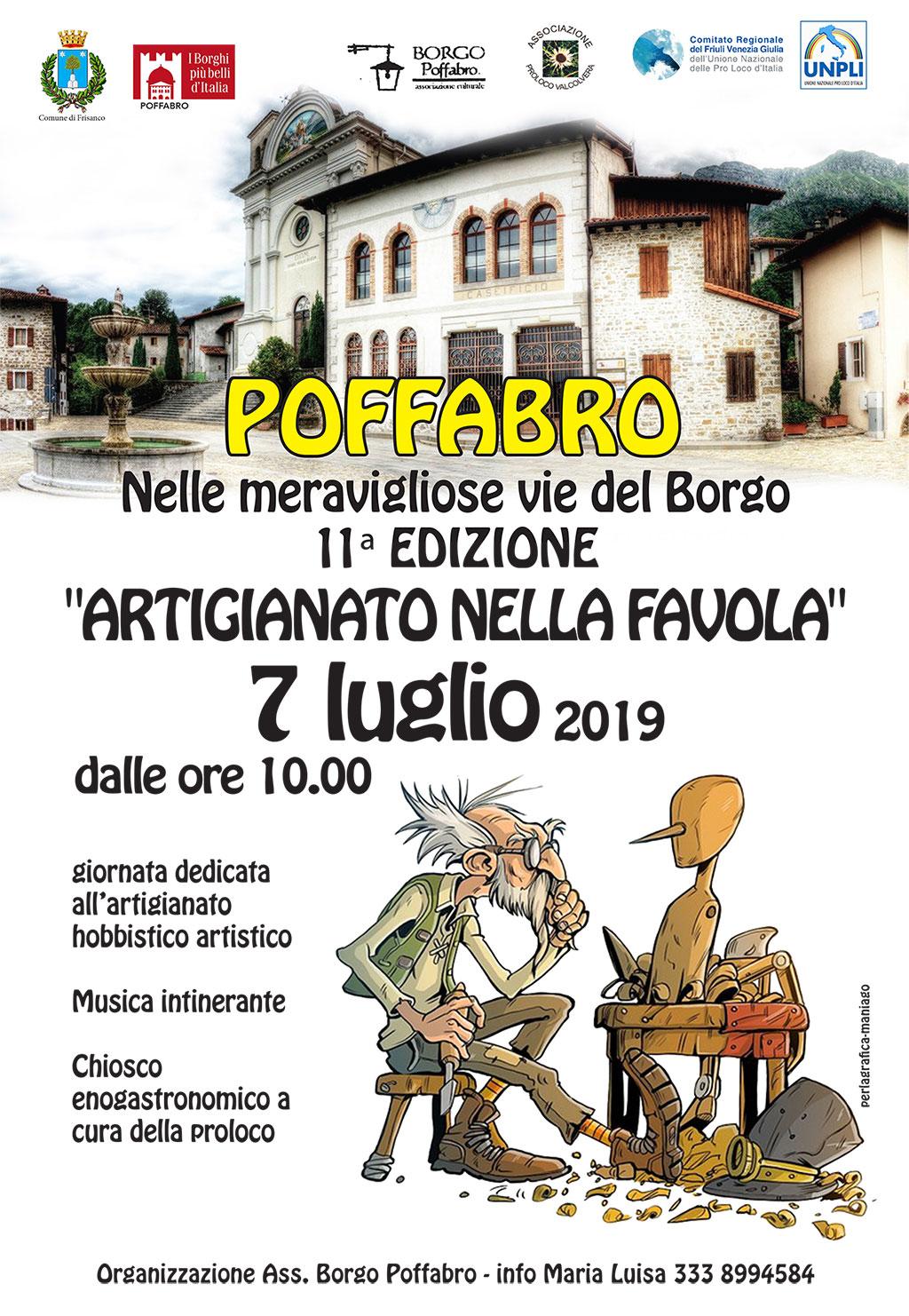 Artigianato nella Favola a Poffabro di Frisanco by Friuli.org