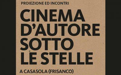 """CINEMA D'AUTORE SOTTO LE STELLE"" proiezioni cinematografiche d'autore"
