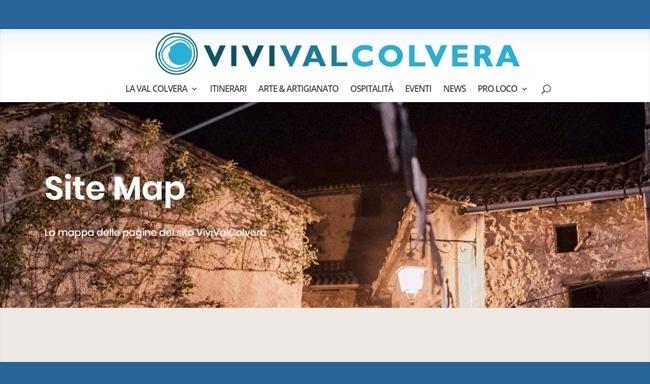 PAGINE_VALCOLVERA-SITEMAP