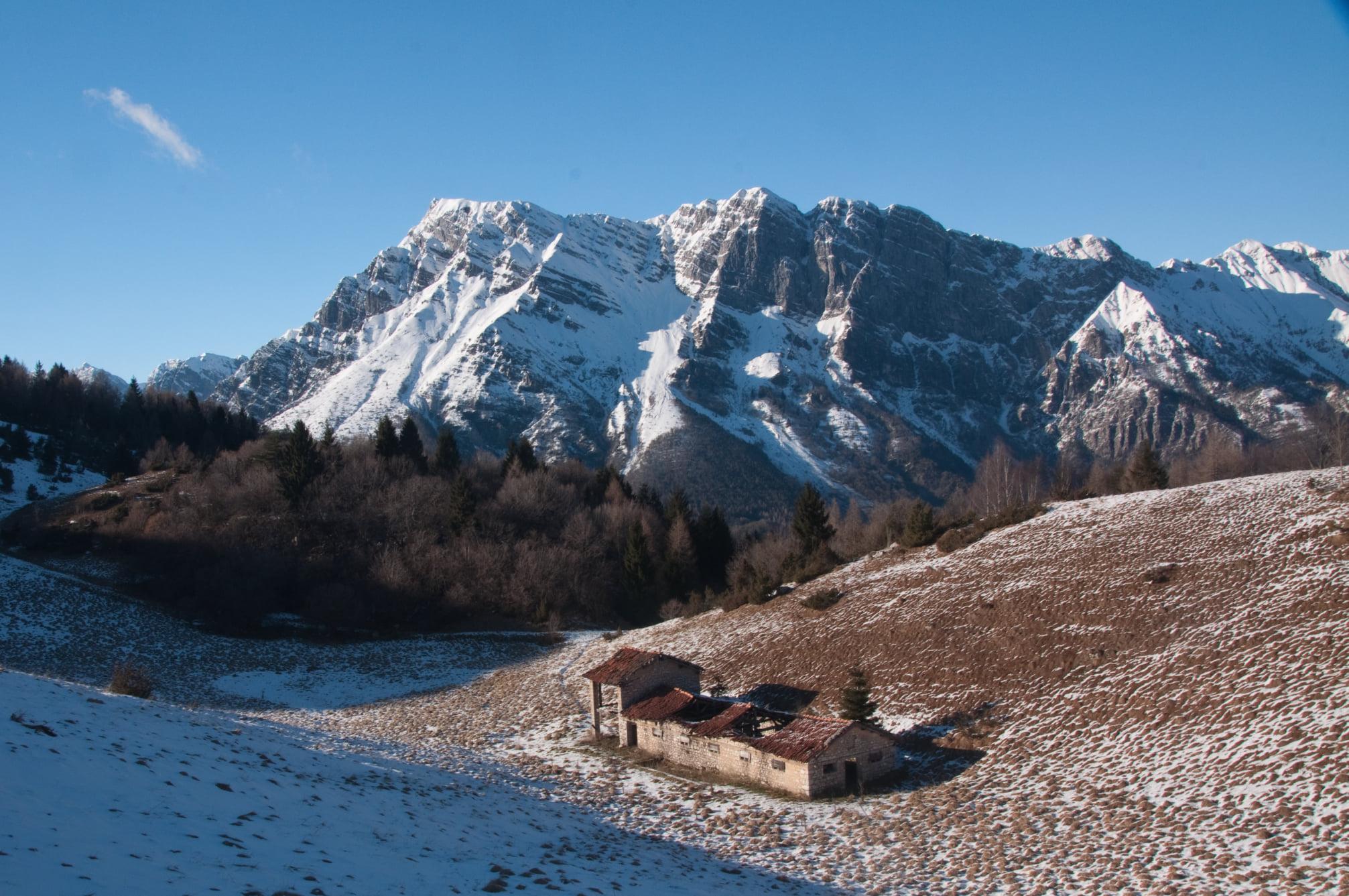 foto del Parco Naturale Dolomiti Friulane