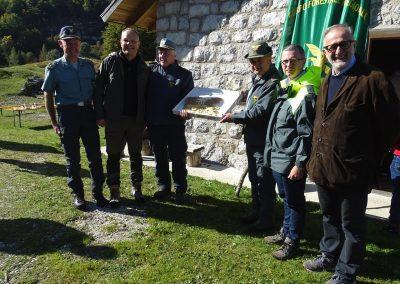 Inaugurazione Sentiero dei Forestali