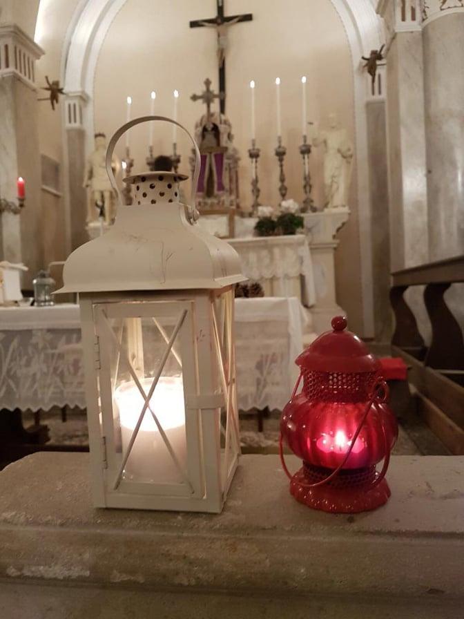 CASASOLA chiesa di SANT'OSVALDO