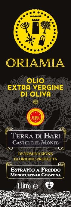 official website www.oriamia.com