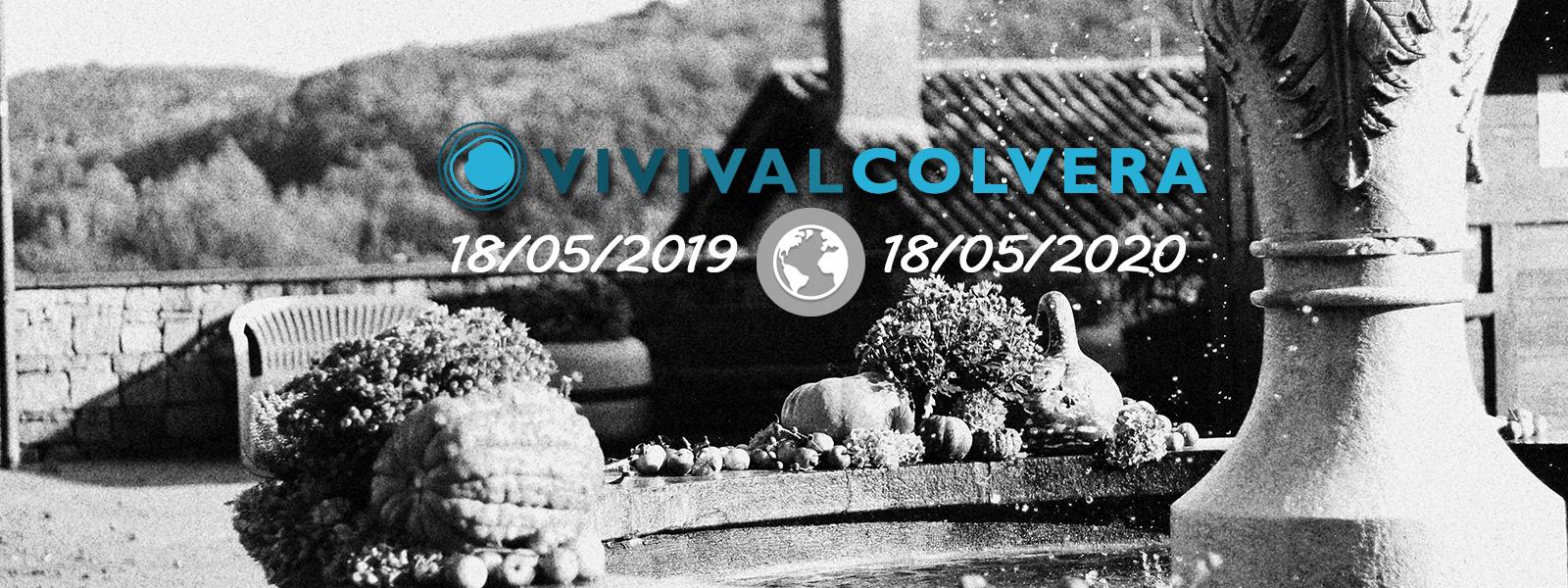 1° anniversario VIVIVALCOLVERA